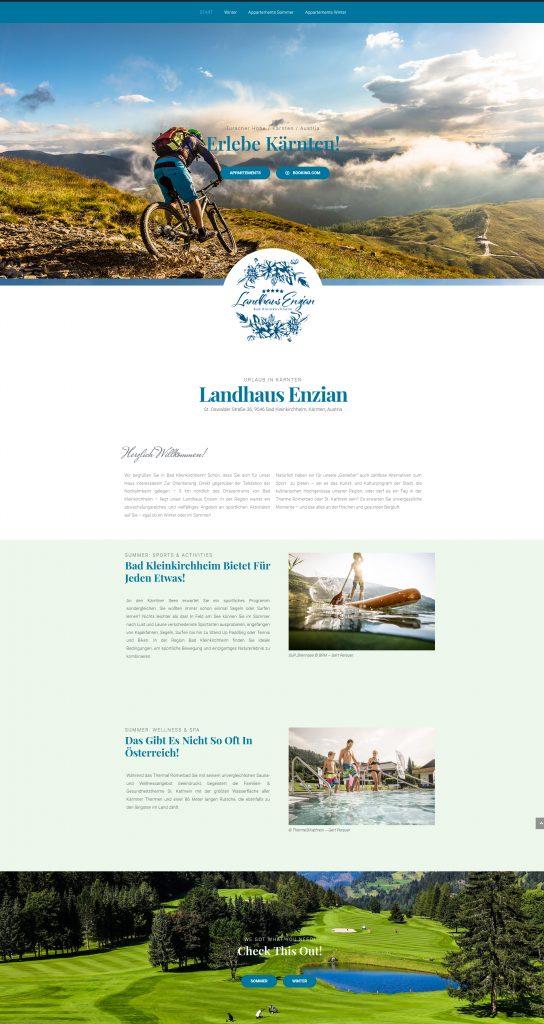 Landhaus Enzian